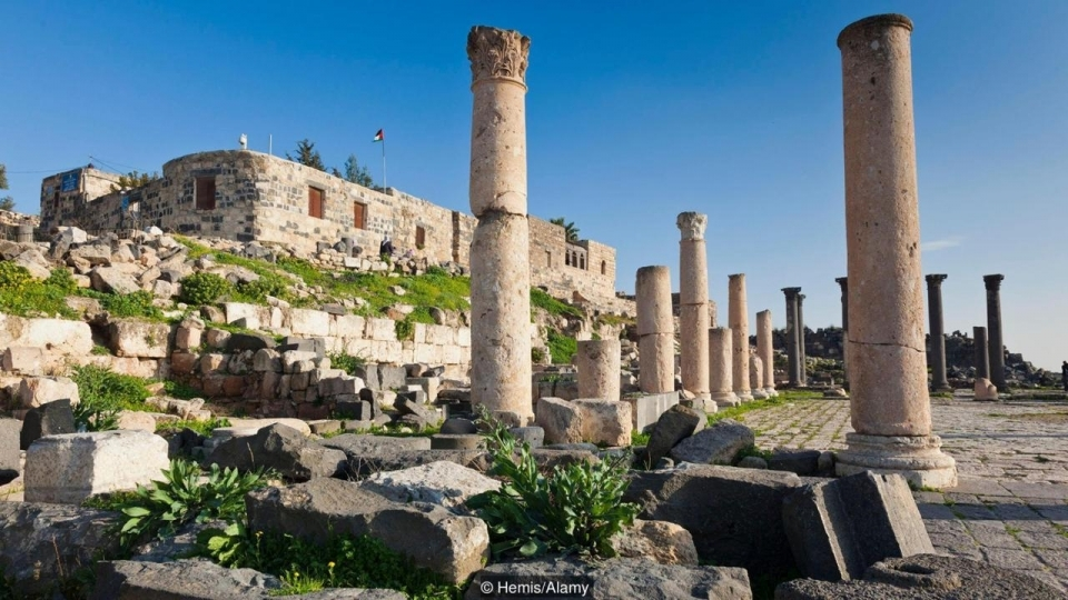 Gadara is awaiting consideration for Unesco World Heritage status