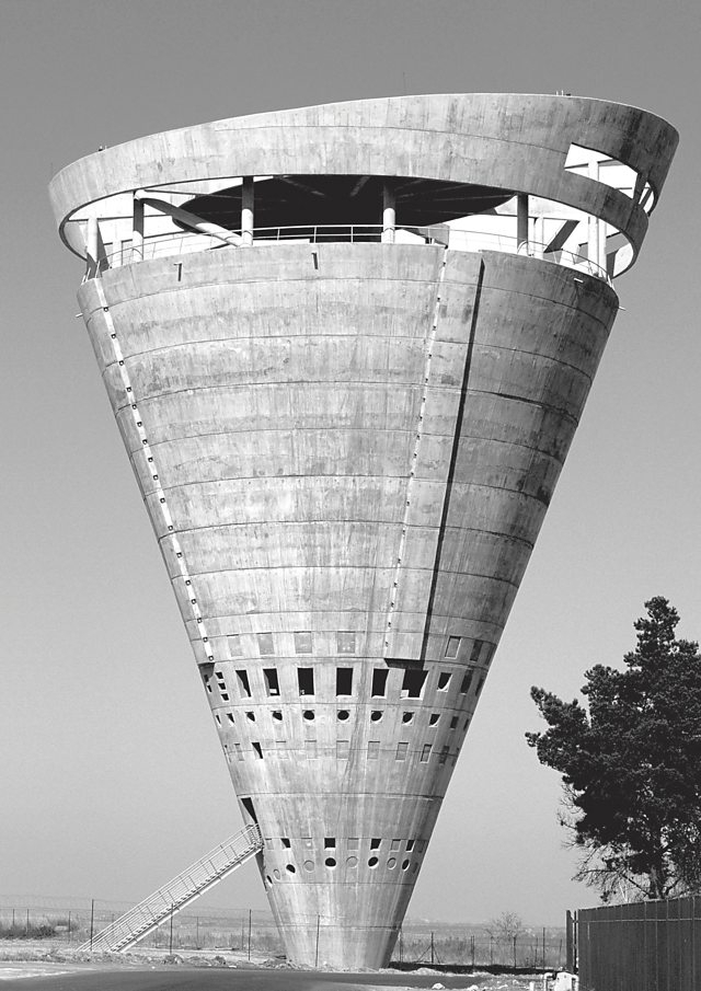 Grand Central Water Tower, GAPP Architects & Urban Designers, Midrand, South Africa, 1996
