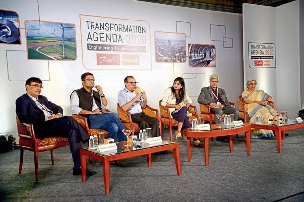 The panel discussion on urban infrastructure challenges