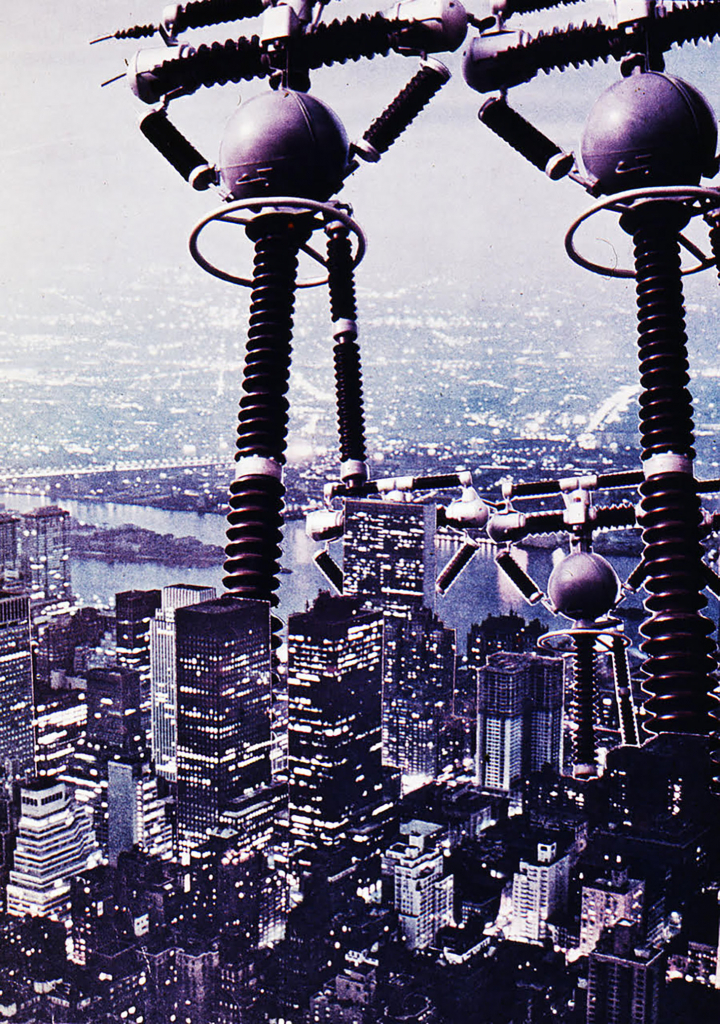 "Jorge Rigamonti, ""Nueva York Sigue Creciendo (New York Continues to Grow)"" (1967)"