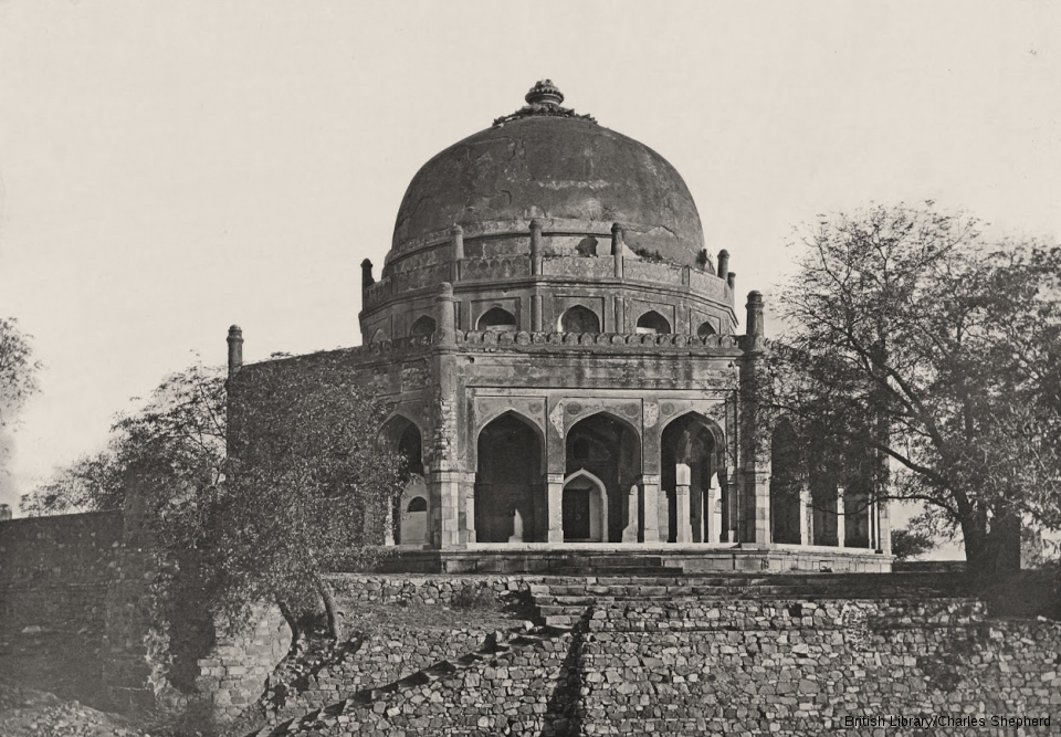 Tomb of Adam Khan [Mehrauli].
