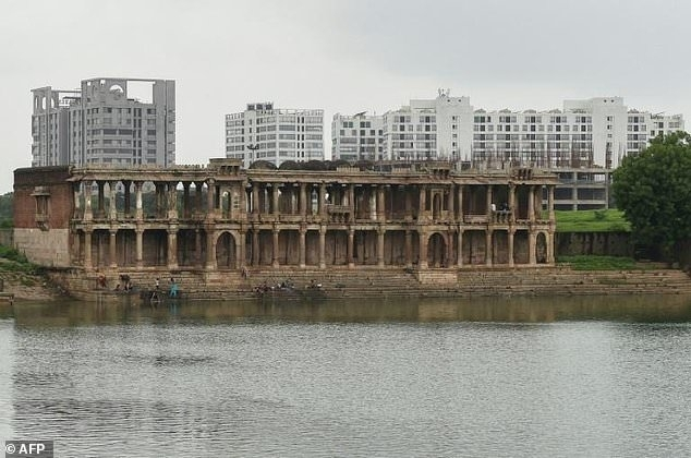 The pressures of modern Ahmedabad -- the chronic air pollution, crushing traffic and chaotic urban sprawl -- that experts say are also rapidly eroding its cultural capital